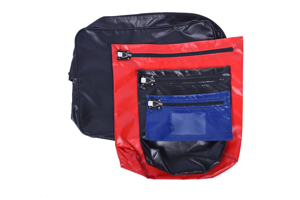 Re usable security bags