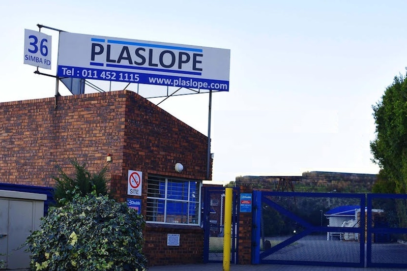 Plaslope-entrance